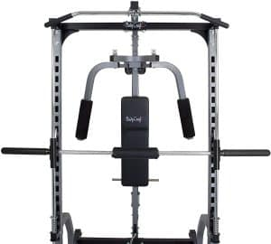 front view of the f410 gym