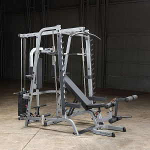 gym machine for building muscle