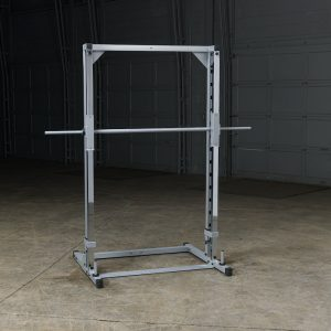 strength training machine with a barbell
