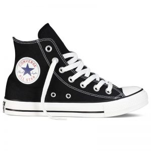 converse hi-top trainers