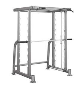 large strength training system with pull up handles