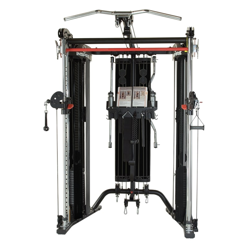compact cable machine for working out