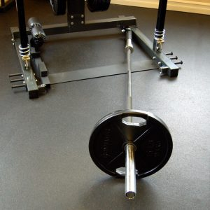 barbell and landmine attachment