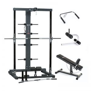 strength training machine package bundle