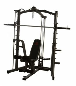 workout machine for weight training