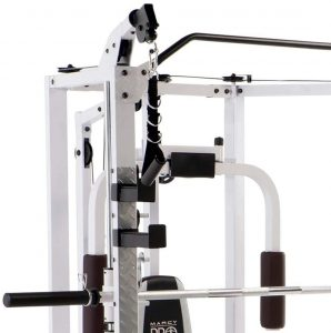 pull up bar and high pulley