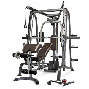 a large weight training device with many workout options