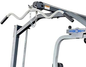cable pulldown bar