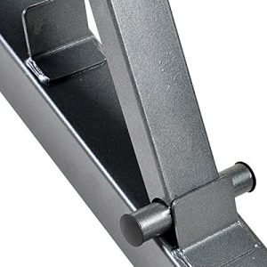 sturdy metal frame
