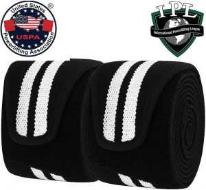 rdx knee wraps