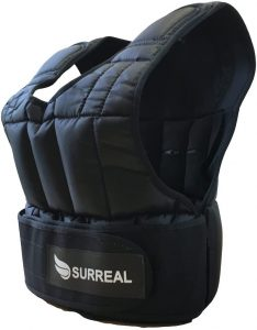 surreal weighted vest