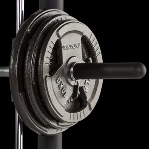 weights on a barbell