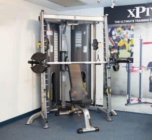 cable gym machine