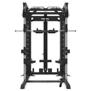 weight training equipment with a bar